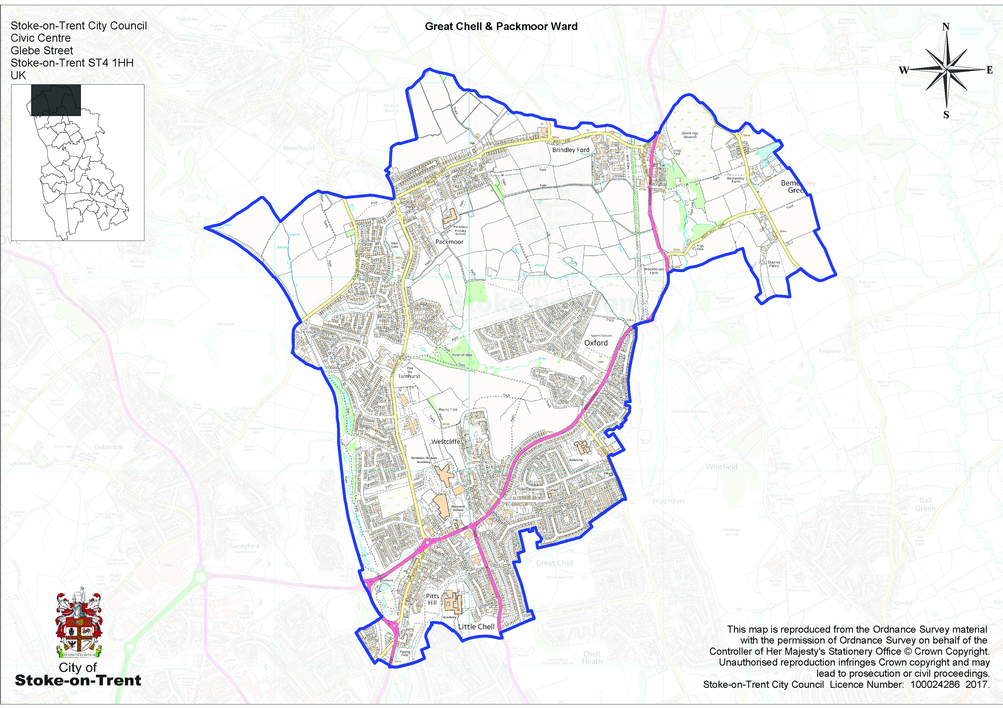 Ward Information StokeonTrent